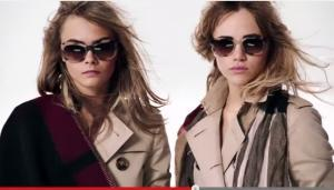 Burberry Eyewear.