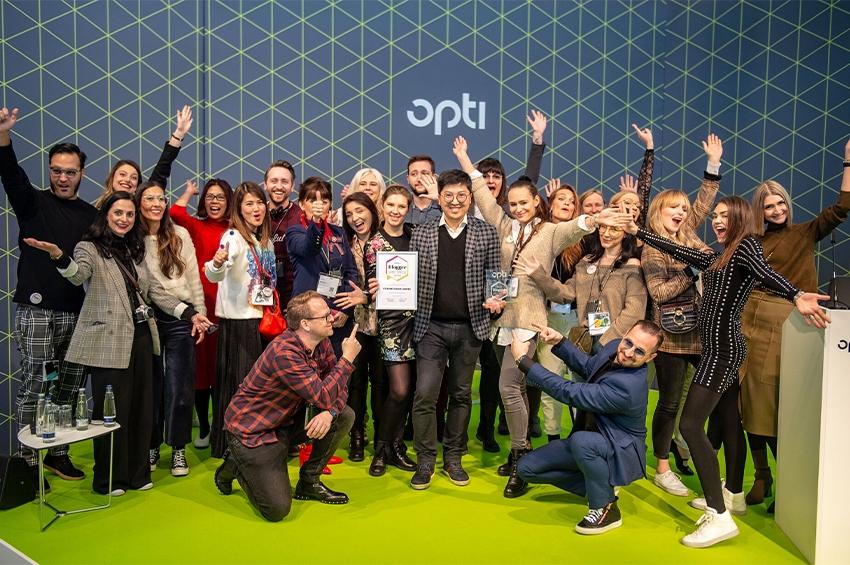 Opti 2020 - Ένα πορτραίτο: Οι νεοσύστατες επιχειρήσεις του κλάδου στα opti BOXES