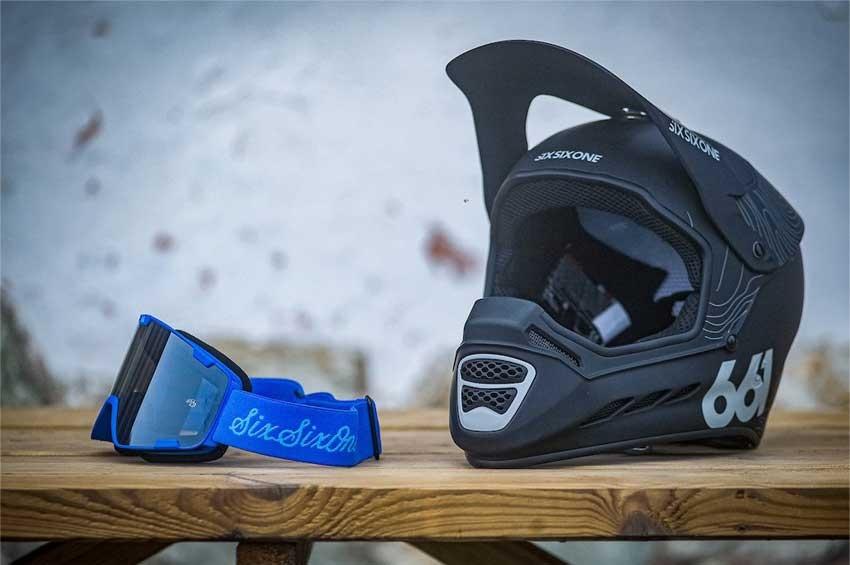 Η  SixSixOne δυναμικά στην αγορά γυαλιών προστασίας με το Radia Goggle
