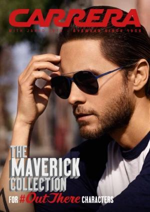 The Carrera Maverick collection: behind the scenes with Jared Leto