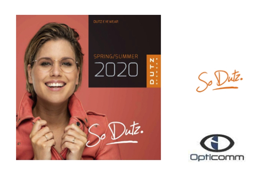 Dutz Eyewear: Collection Καλοκαίρι 2020 .