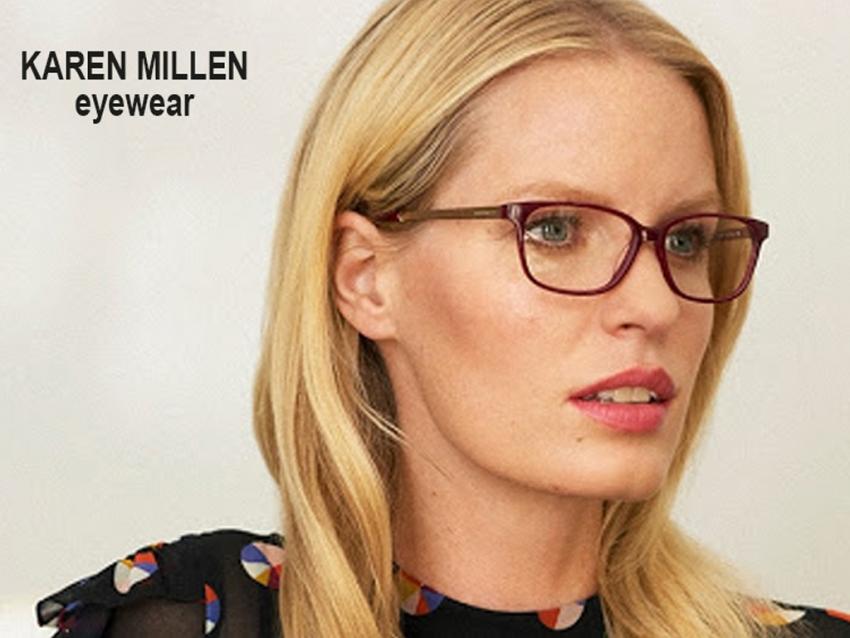 Η Νέα Συλλογή Γυαλιών Οράσεως της Karen Millen