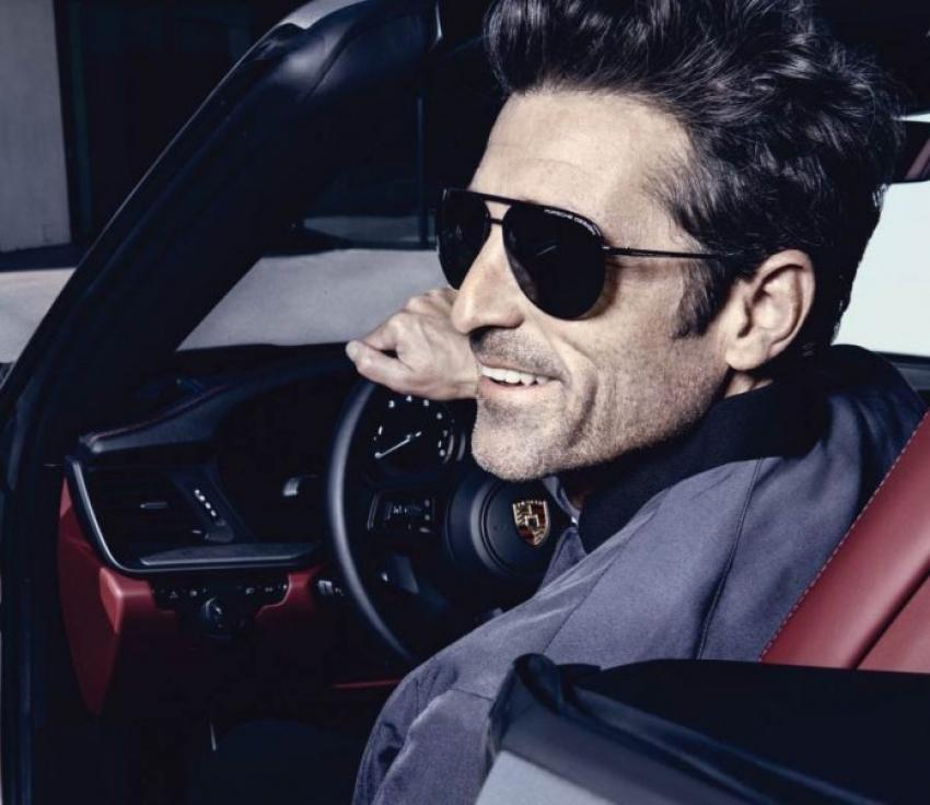 Porsche Design Eyewear με τον Patrick Dempsey