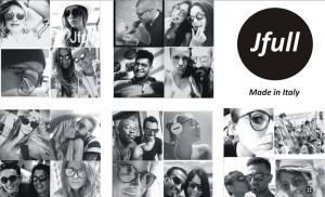 Jfull Eyewear. 100%, made in Italy!