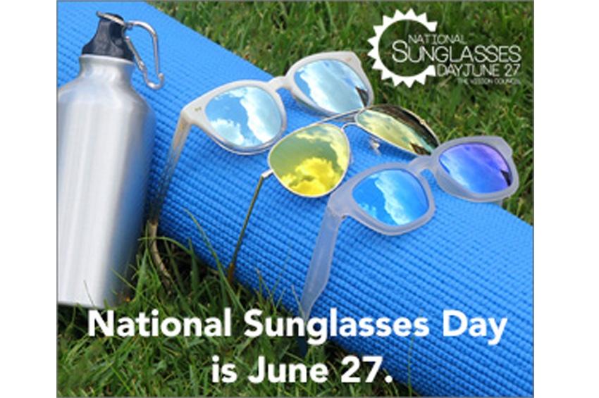 Το Vision Council Προωθεί την Εθνική Ημέρα Γυαλιών Ηλίου