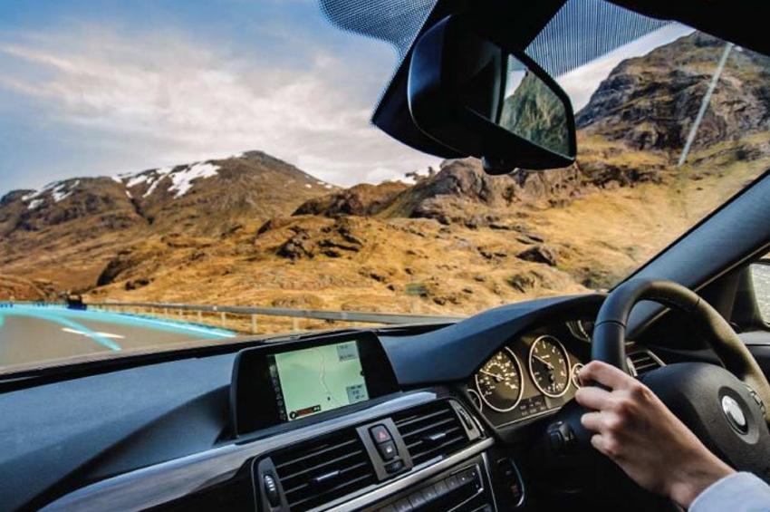 Σκωτσέζικη Εταιρεία Δείχνει τον Δρόμο για Καλύτερη Ορατότητα