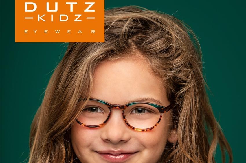 Dutz kidz! Μια χαρούμενη συλλογή γυαλιών οράσεως για τους μικρούς μας φίλους!