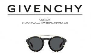 GIVENCHY Eyewear Collection Spring Summer 2018