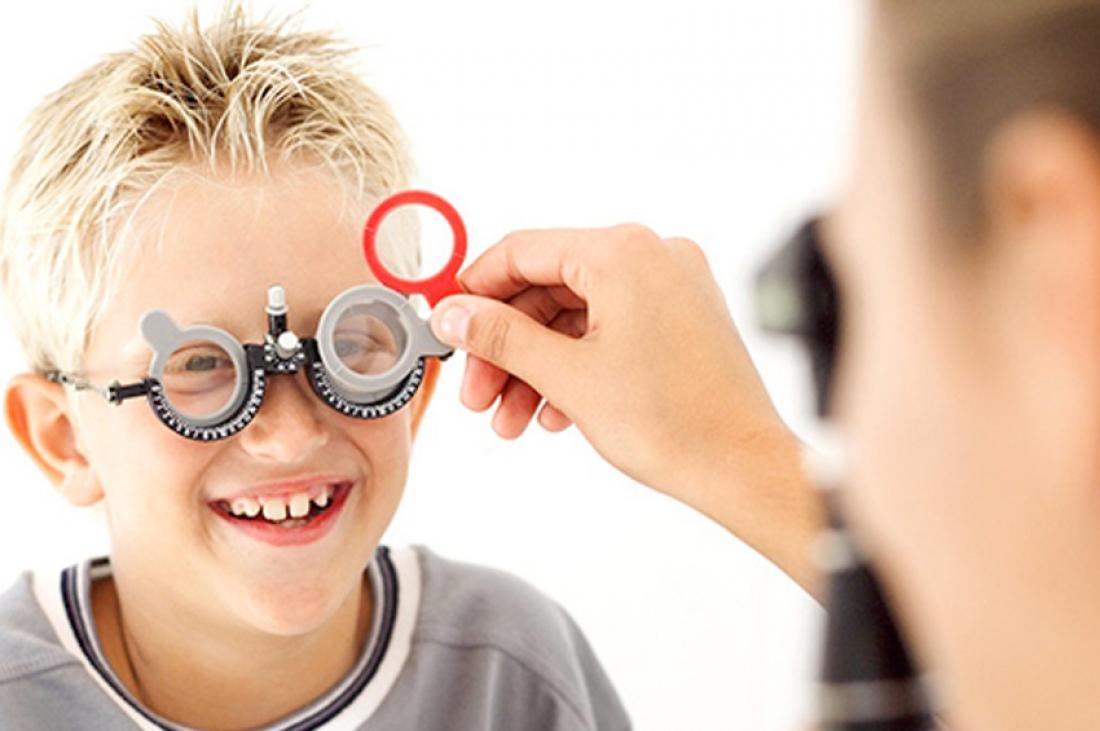 Αύγουστος: Μήνας Υγείας και Ασφάλειας των Παιδιών για τα Μάτια